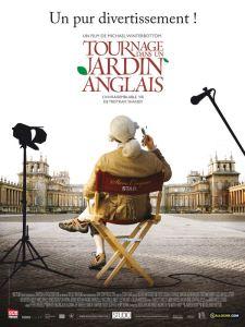 Affiche du film Tournage dans un jardin anglais