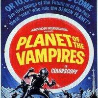 LA PLANÈTE DES VAMPIRES de Mario Bava (1965)