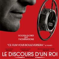LE DISCOURS D'UN ROI de Tom Hooper (2011)