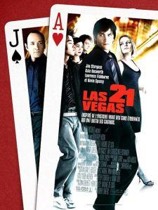 Las Vegas 21 - Affiche