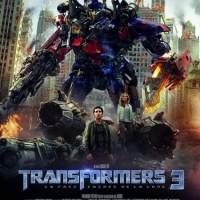 TRANSFORMERS 3 de Michael Bay (2011)