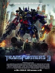 Transformers 3 - Affiche