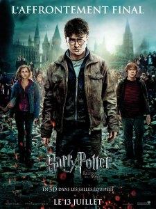 Harry Potter et les reliques de la mort 2 : Affiche