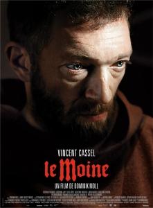 Le moine : Affiche