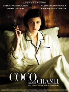 Affiche de Coco avant Chanel
