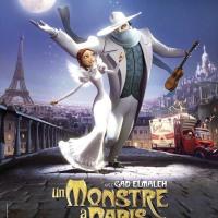 UN MONSTRE A PARIS de Bibo Bergeron (2011)