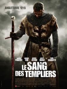 Affiche du film : Le sang des Templiers