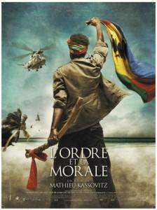 Affiche du film : L'ordre et la morale