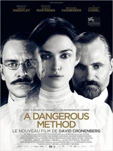 Affiche du film A dangerous method