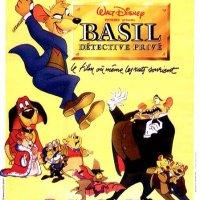 BASIL, DÉTECTIVE PRIVÉ de Ron Clements et Burny Mattinson (1986)