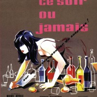CE SOIR OU JAMAIS de Michel Deville (1961)