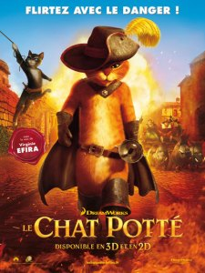 Affiche du film Le Chat Potté