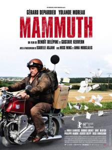 Affiche du film Mammuth