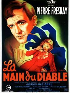 Affiche du film La main du diable