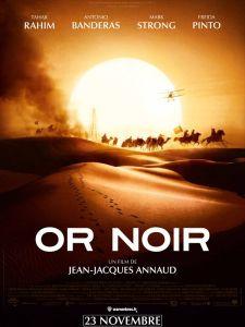 Affiche du film Or Noir