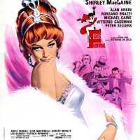 SEPT FOIS FEMME de Vittorio De Sica (1967)