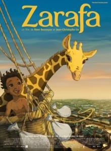 Affiche du film Zarafa