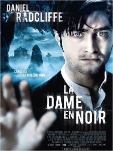 Affiche du film La dame en noir