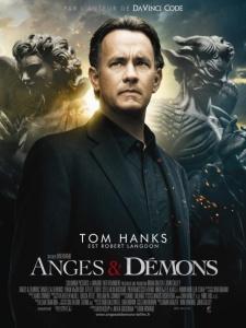 Affiche du film : Anges et démons