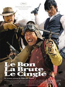 Affiche du film : Le bon, La brute, Le cinglé