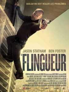 Affiche du film Le flingueur
