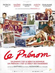 Affiche du film : Le Prénom