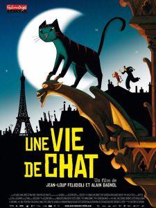 Affiche du film Une vie de chat