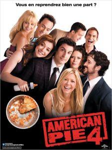 Affiche du film : American Pie 4