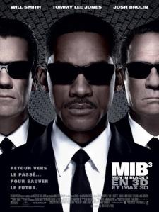Affiche du film Men in Black 3