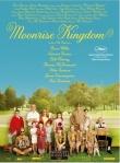 Affiche du film Moonrise Kingdom