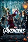 Affiche du film Avengers