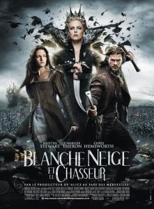 Affiche du film : Blanche-Neige et le Chasseur