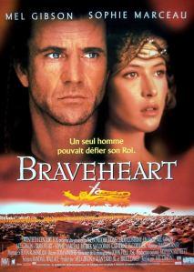 Affiche du film Braveheart