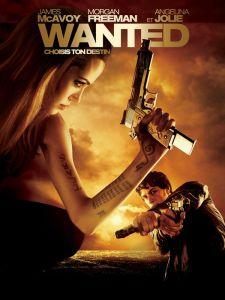 Affiche du film : Wanted, choisis ton destin