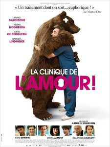 Affiche du film : La clinique de l'amour