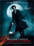 Affiche du film : Abraham Lincoln chasseur de vampires