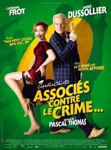 Affiche du film Associés contre le crime