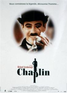 Affiche du film Chaplin
