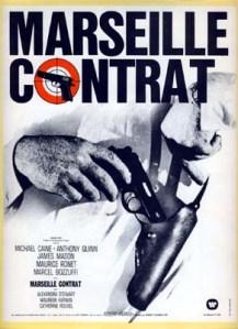 Affiche du film Marseille contrat