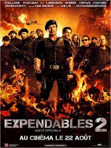 Affiche de Expendables 2 : Unité spéciale