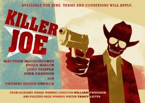 Autre affiche killer Joe