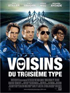 Affiche du film Voisins du troisième type
