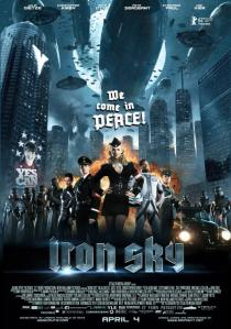 Affiche du film Iron Sky