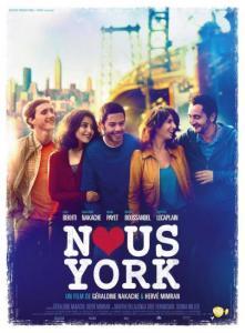 Affiche du film Nous York
