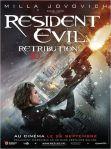 Affiche du film Resident Evil : Retribution