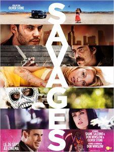 Affiche du film Savages
