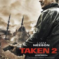TAKEN 2 de Olivier Megaton (2012)