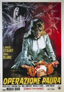 Affiche du film Opération peur