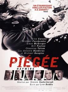 Affiche du film Piégée