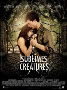 Affiche du film Sublimes créatures